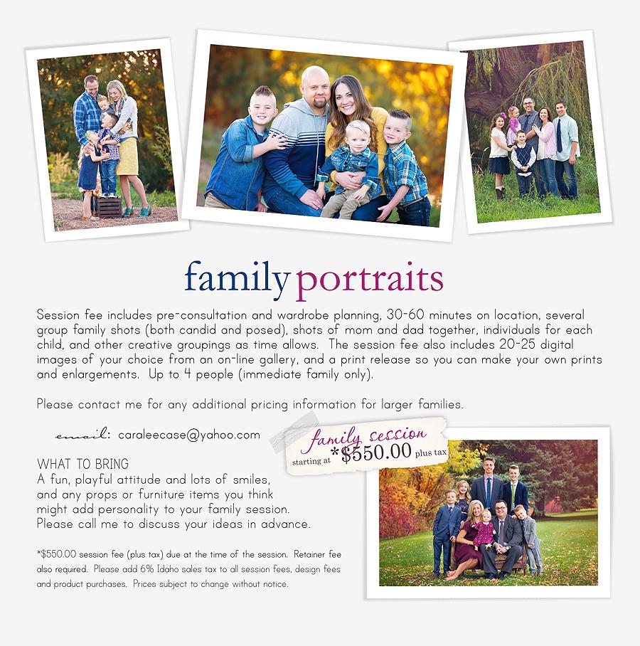 Caralee Case Photography Family Photographer Idaho Falls, ID