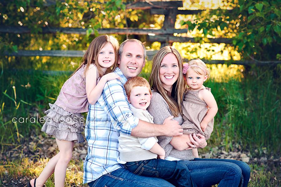 Idaho Falls, ID Family Photographer ~ Caralee Case Photography