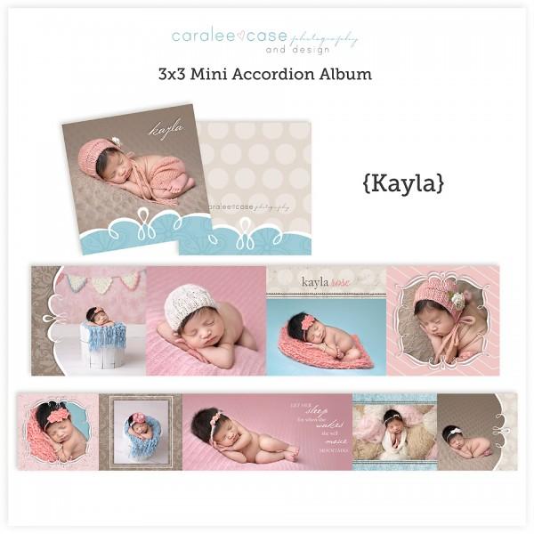 Accordion Mini Album Template Kayla lg