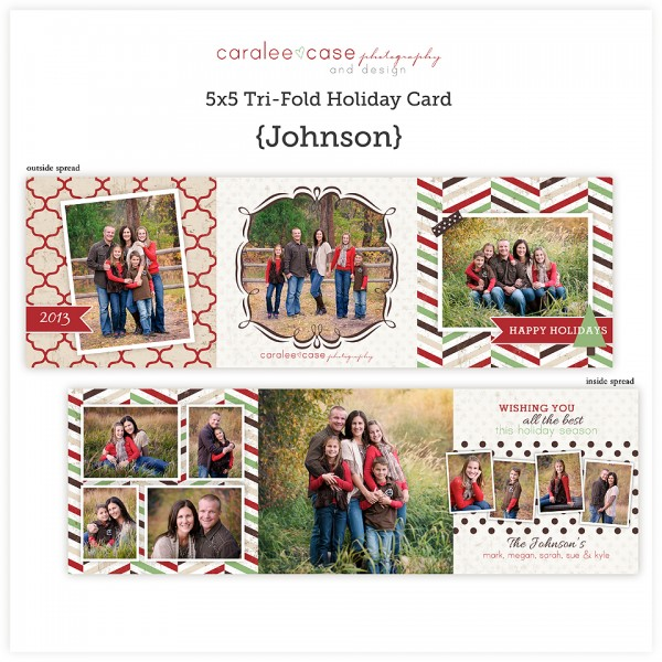 Trifold johnson sq