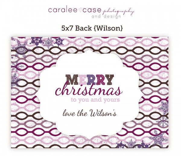 5x7 Wilson closeup
