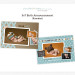 5x7 Birth Announcement Template Kamden thumbnail