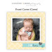 Trifold Birth Announcement {Crew} closeup thumbnail