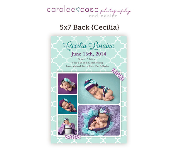 5x7 Cecilia Closeup
