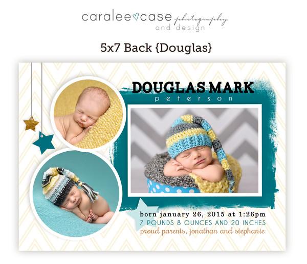 5x7 Douglas Closeup