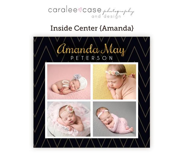 Trifold Amanda Closeup 2