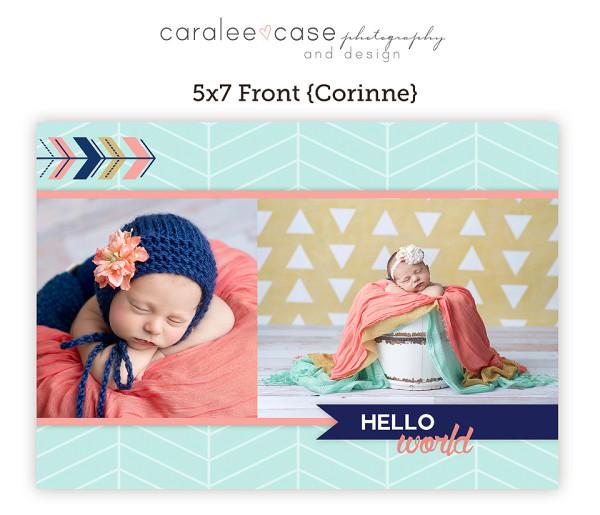 5x7 Corinne closeup