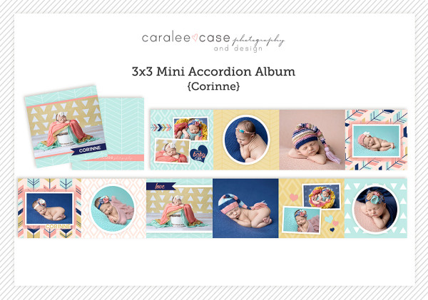 Accordion Mini Corinne