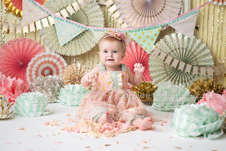 Idaho Falls Baby Child Birthday Photographer Alyssa