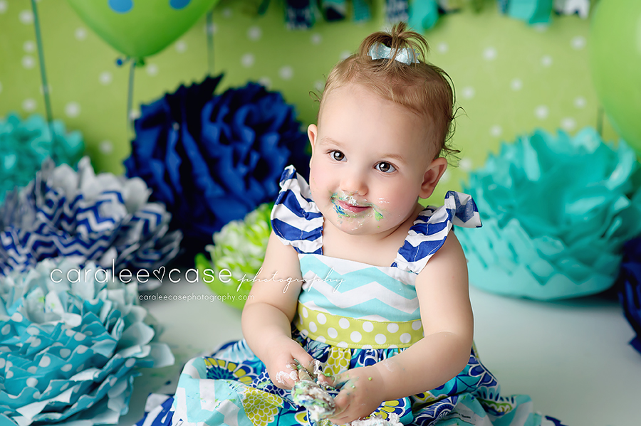 Rigby Idaho Baby Child Birthday Photographer ~ Caralee Case Photography