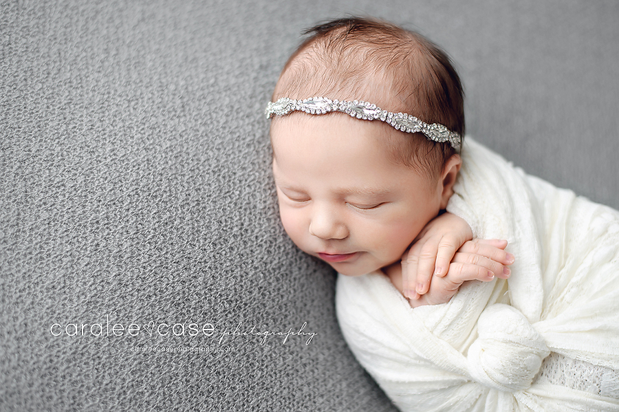 Rigby Idaho Newborn Infant Baby Photographer ~ Caralee Case Photography