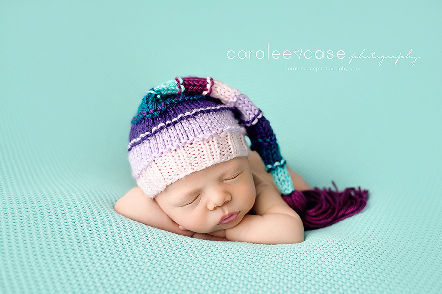 Chubbuck, ID Newborn Infant and Baby Photographer ~ Caralee Case Photography