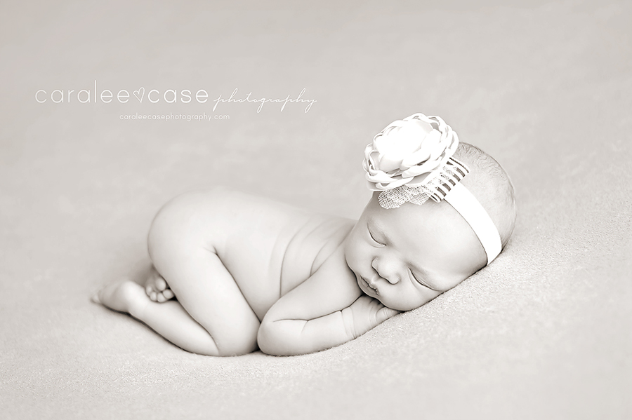 Rigby, ID Newborn Infant and Baby Photographer ~ Caralee Case Photography