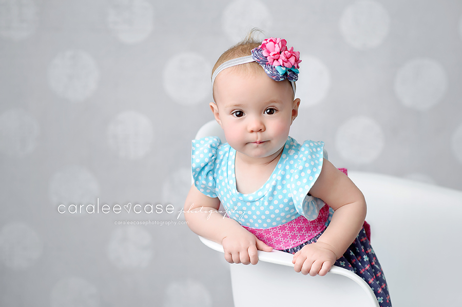 Idaho Falls, ID Baby Child Birthday Kids Photographer ~ Caralee Case Photography