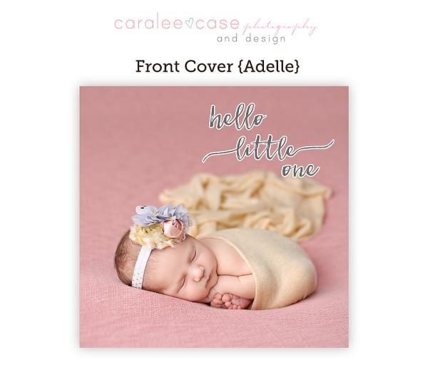 Adelle Trifold Closeup
