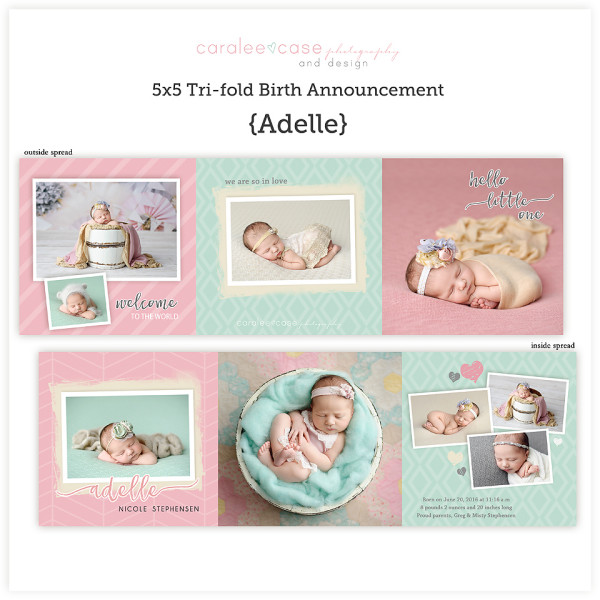 Adelle Trifold sq