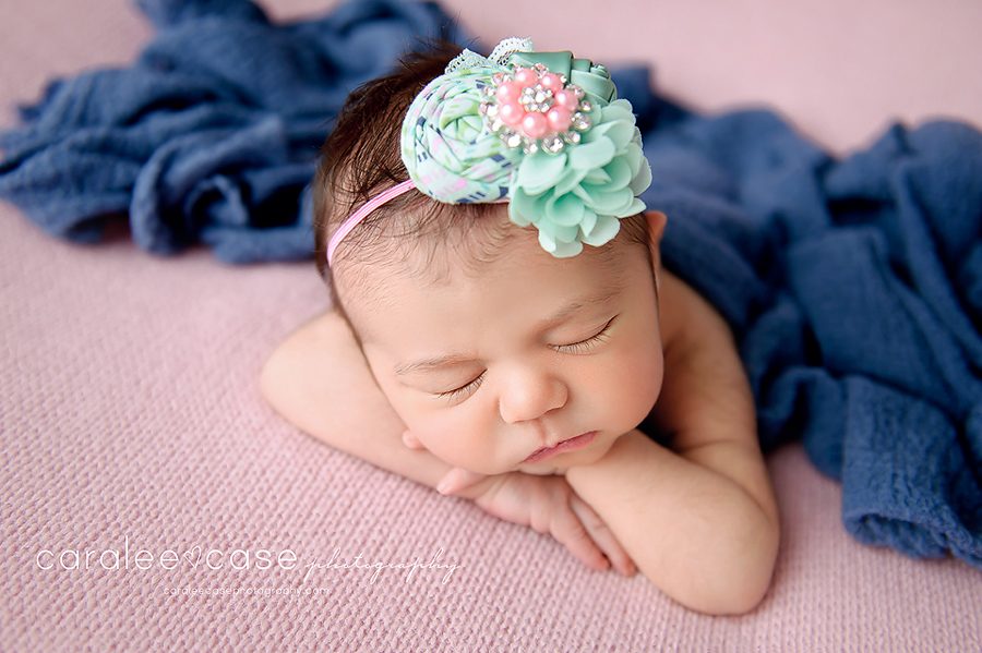 Pocatello, ID Newborn Infant Baby Photographer ~ Caralee Case Photography