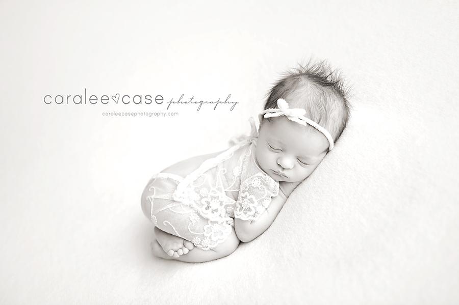 Blackfoot, ID Newborn Infant Baby Photographer ~ Caralee Case Photography
