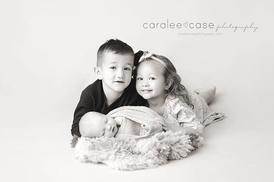 Idaho Falls, ID Newborn Infant Baby Photographer ~ Caralee Case Photography