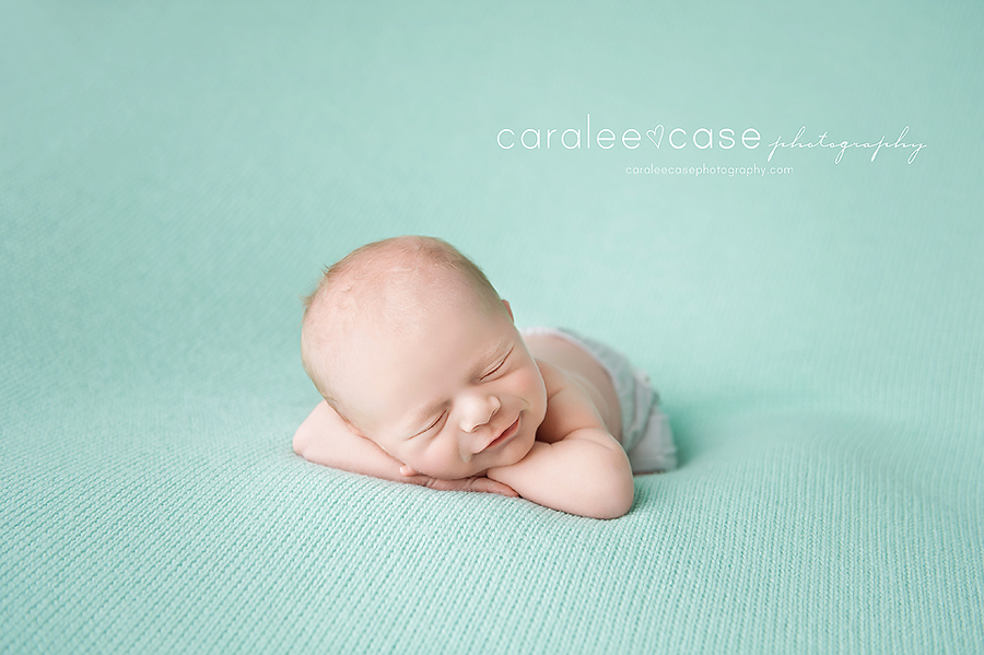 Logan, UT Newborn Infant Baby Photography ~ Caralee Case Photography
