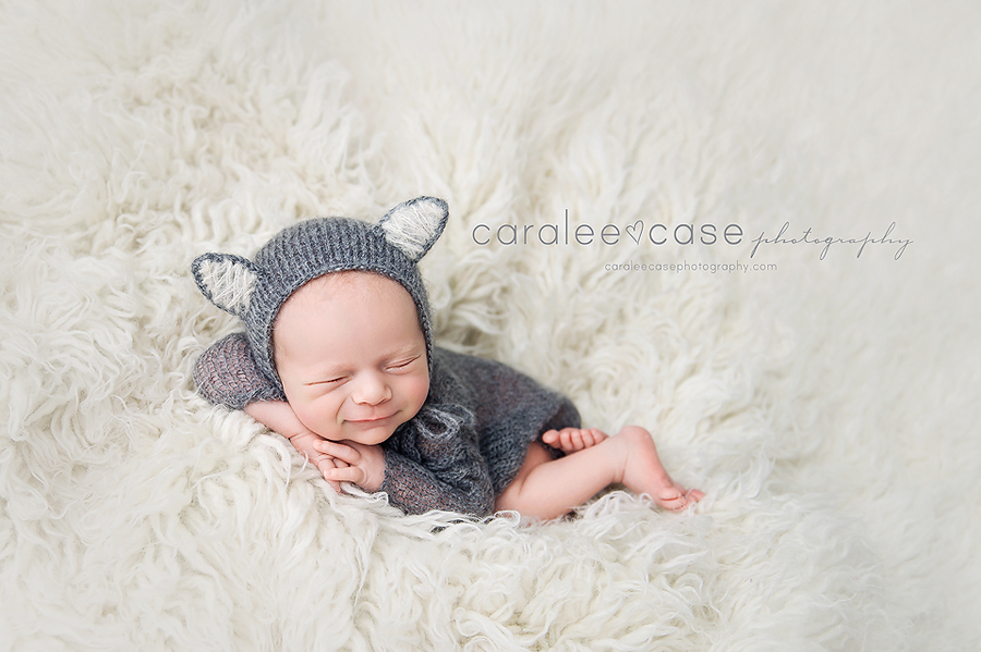 Rigby, ID Newborn Infant Baby Photography ~ Caralee Case Photography