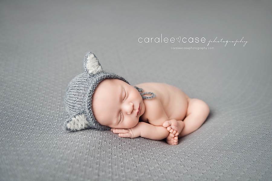 Pocatello, ID Newborn Infant Baby Photography ~ Caralee Case Photography