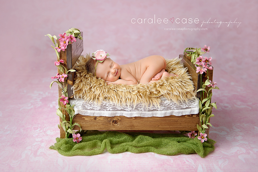 Northern UTAH Newborn Infant Baby Photographer ~ Caralee Case Photography