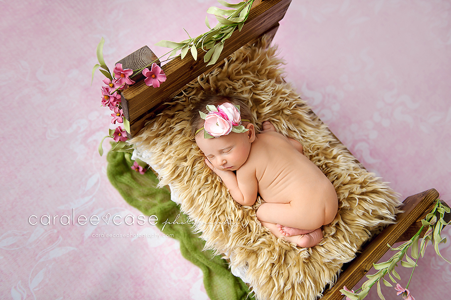 Nothern Utah Newborn Infant Baby Photographer ~ Caralee Case Photography