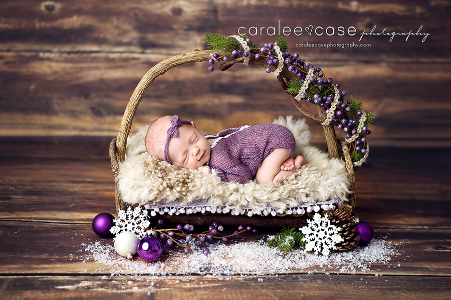 Blackfoot, ID Newborn Baby Infant Photographer ~ Caralee Case Photography