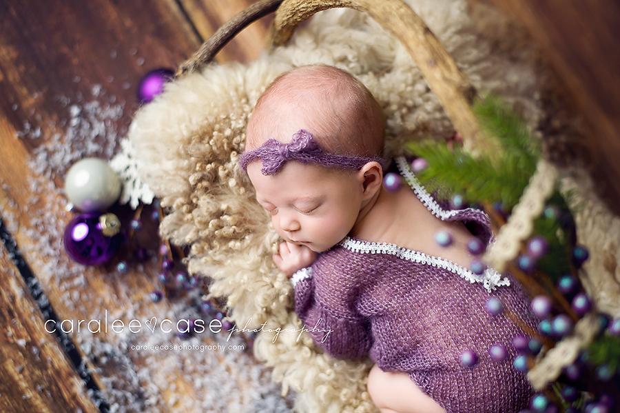 Rexburg, ID Newborn Baby Infant Photographer ~ Caralee Case Photography