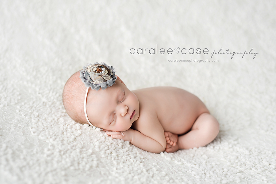 Rigby, ID Newborn Baby Infant Photographer ~ Caralee Case Photography