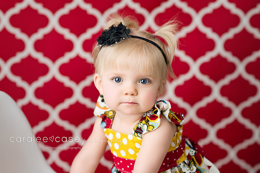 Idaho Falls, ID Baby Child Birthday Cake Smash Photographer ~ Caralee Case Photography