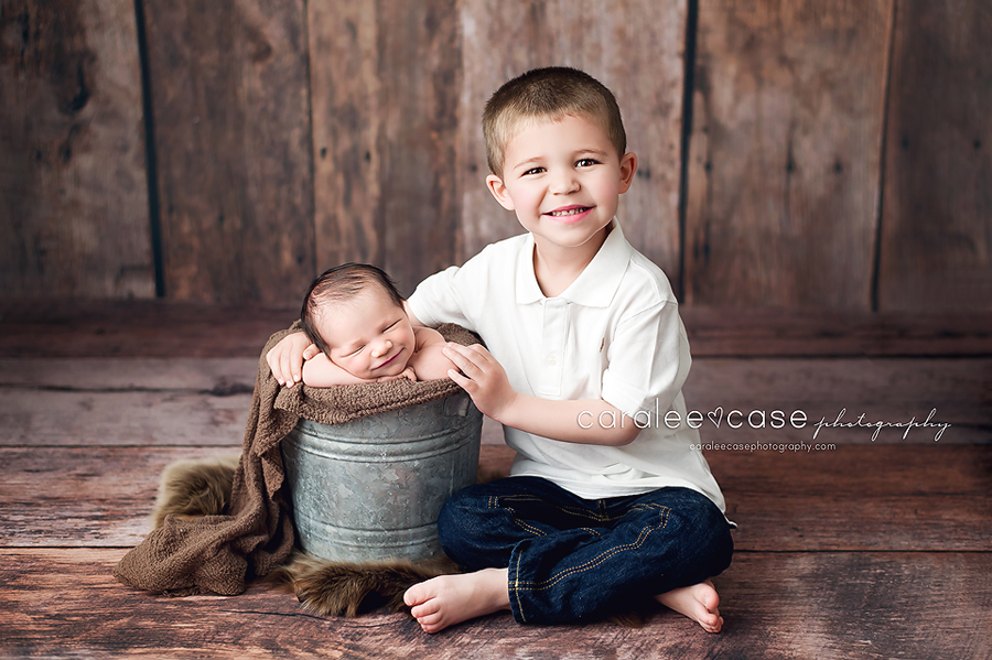 Idaho Falls, ID Newborn Infant Baby Photographer ~ Caralee Case Photography