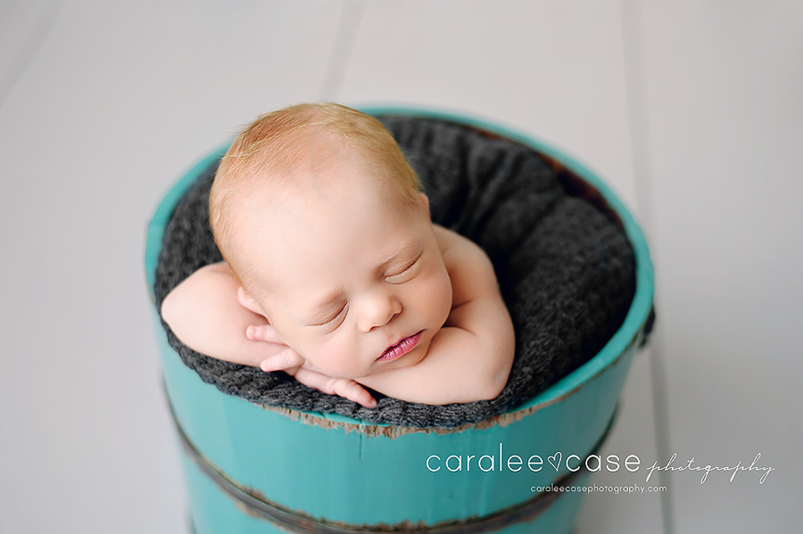 Rexburg, ID Newborn Infant Baby Photographer ~ Caralee Case Photography