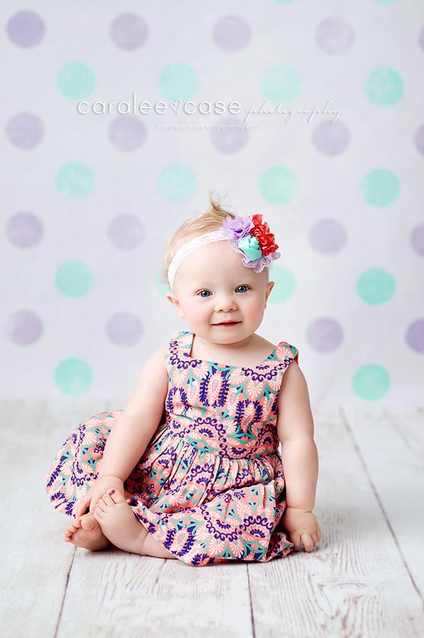 Rexburg, ID Baby Child Birthday Photographer ~ Caralee Case Photography