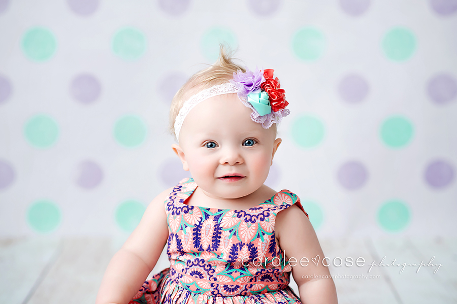Shelley, ID Baby Child Birthday Photographer ~ Caralee Case Photography