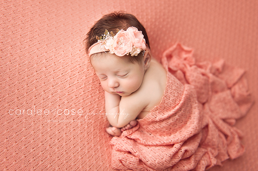Southeast Idaho Newborn Infant Baby Photographer ~ Caralee Case Photography