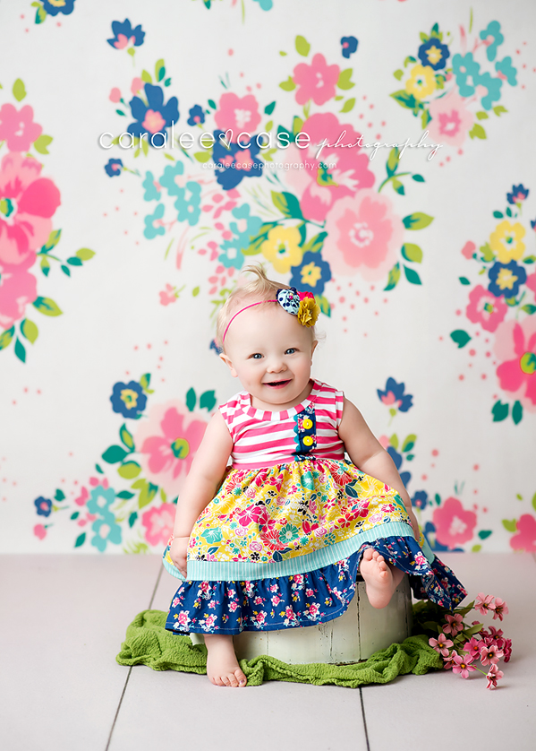 Southeast Idaho Baby Child Birthday Photographer ~ Caralee Case Photography