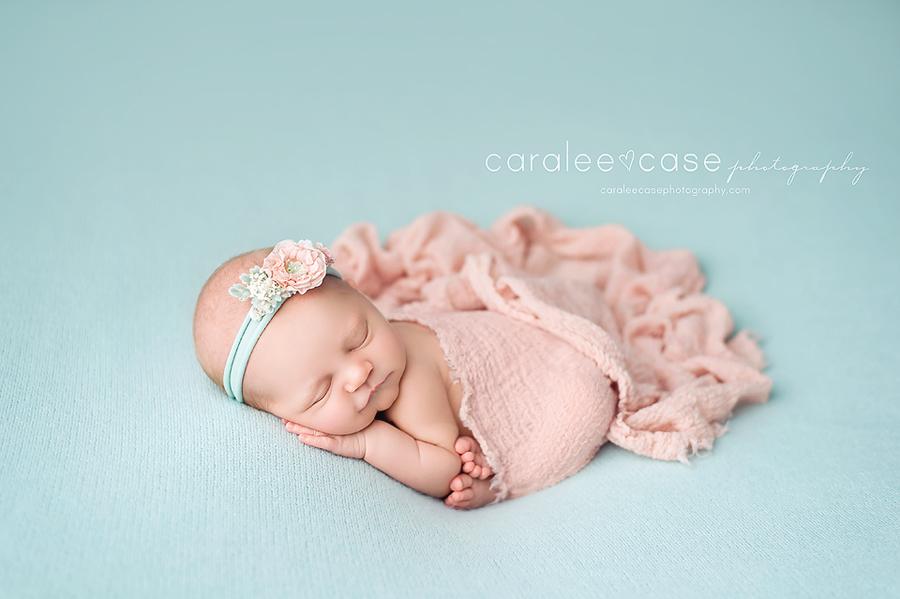 Rexburg, ID Newborn Infant Baby Photographer ~ Caralee Case Photography