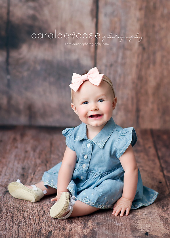 Blackfoot, ID Baby Child Portrait Photographer ~ Caralee Case Photography