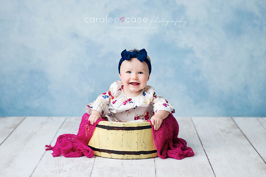 Rigby, ID Baby Child Portrait Photographer ~ Caralee Case Photography