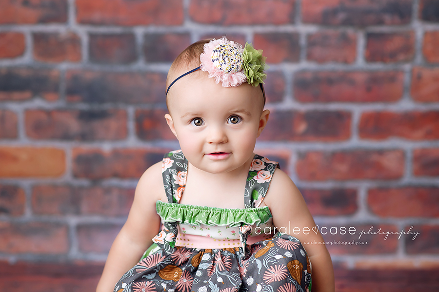 Irwin, ID Baby Child Birthday Cake Smash Photographer ~ Caralee Case Photography
