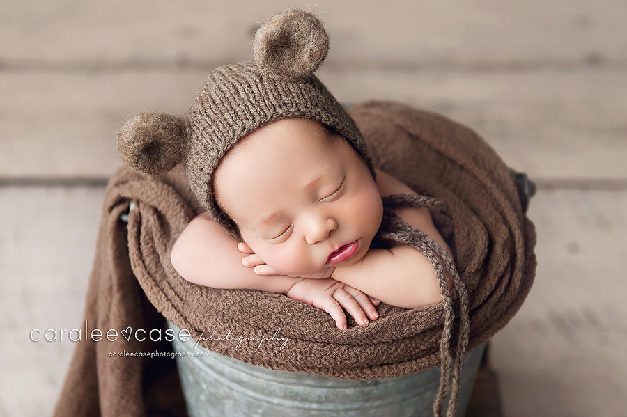 Shelley Idaho Newborn Infant Baby Photographer ~ Caralee Case Photography