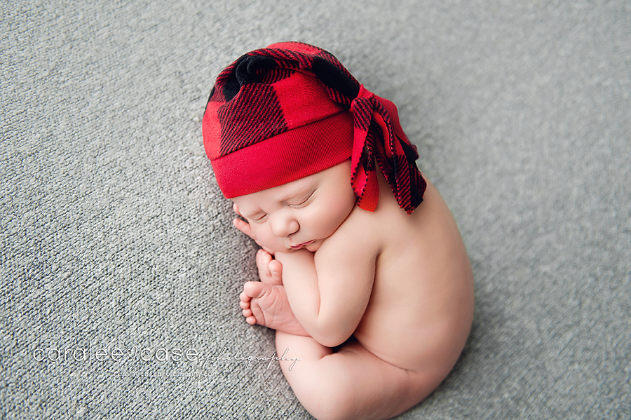 Rigby, ID Newborn Infant Baby Photographer ~ Caralee Case Photography