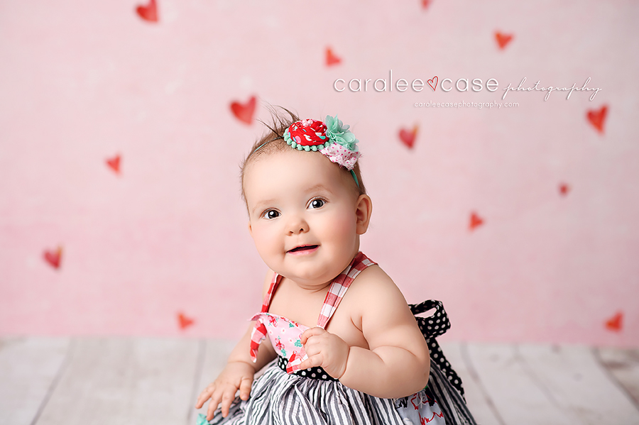 Idaho Falls, child Infant Baby Photographer ~ Caralee Case Photography