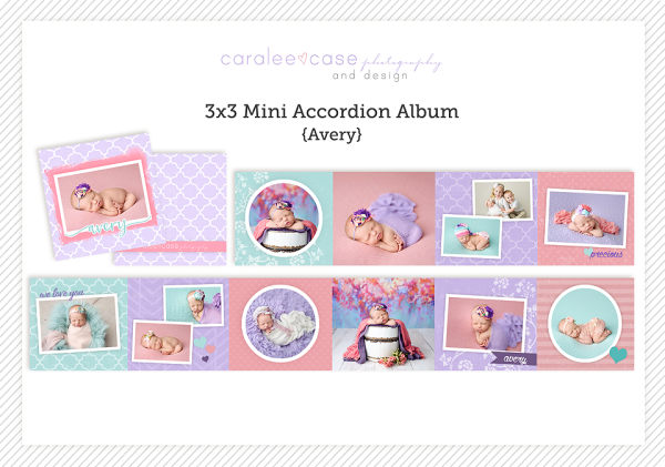 Avery Mini Accordion Album
