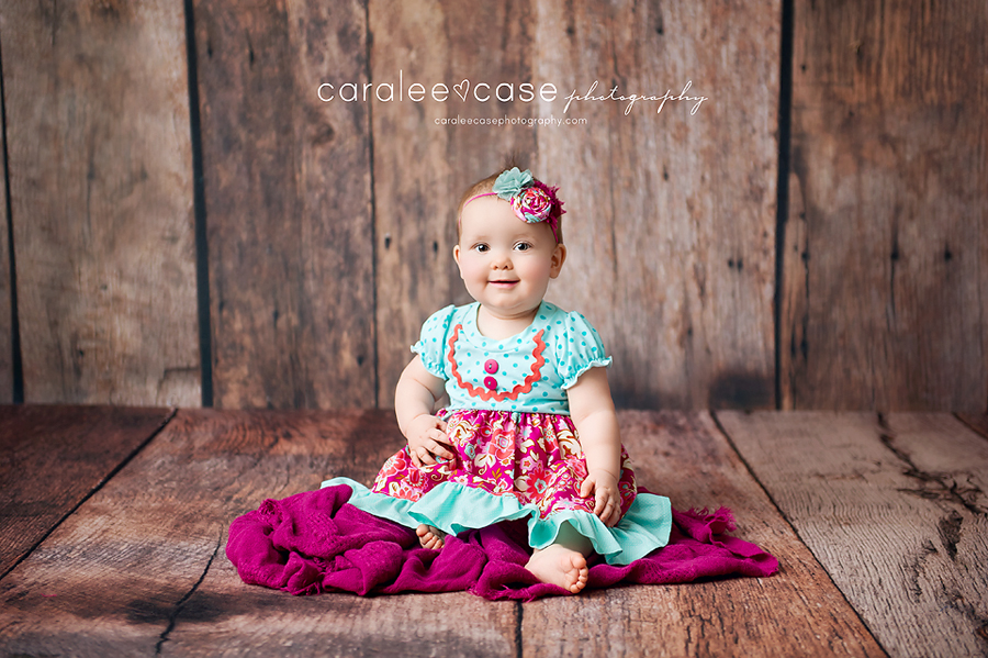 Idaho Falls, ID Baby and Child Spring Portrait Photographer ~ Caralee Case Photography