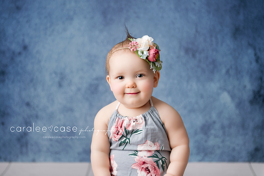 Idaho Falls, ID Baby Child Studio Portrait Photographer ~ Caralee Case Photography