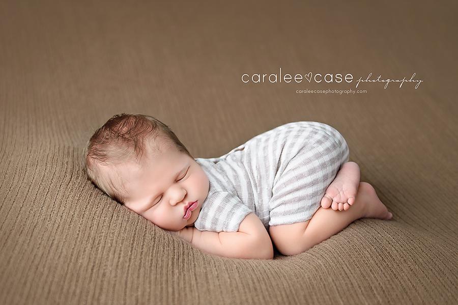 Rexburg Idaho Newborn Infant Baby Photographer ~ Caralee Case Photography