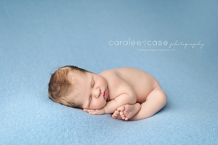 Ammon Idaho Newborn Infant Baby Photographer ~ Caralee Case Photography